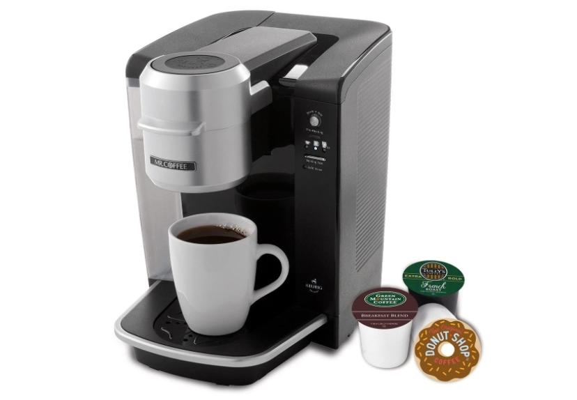 Mr. Coffee Single Serve 40 oz. Coffee Brewer