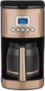 Cuisinat DCC-3400 coffee maker