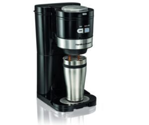 Hamilton Beach 49989 Grind & Brew Single Cup Coffee Maker