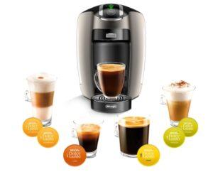 Nescafe Dolce Gusto Esperta 2 Espresso and Cappuccino Machine