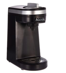 Aicok Single Serve Coffee Maker