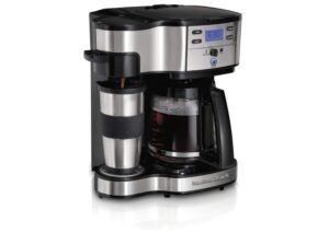 Hamilton Beach Brewer Coffee Maker 49980A