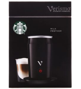 verismo milk frother review